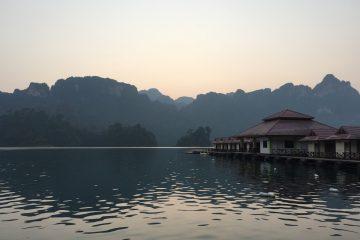 Экскурсия Кхао Сок + Чео Лан   1 день