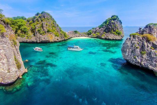 Острова Ко Рок и Ко Ха | 1 день