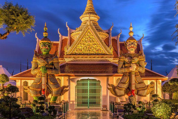 Бангкок | 1 день