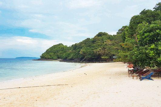 Остров Корал | 1 день